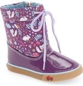 See Kai Run 'Greta' Boot (Walker)