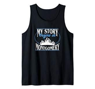 Montgomery shirt | Born in Montgomery Tank Top