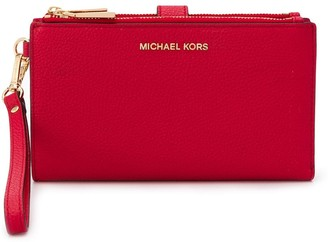 MICHAEL Michael Kors Jet Set pebbled wallet
