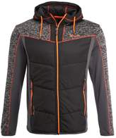 Regatta Pendan Hybrid Outdoor Jacket Black/sealgrey