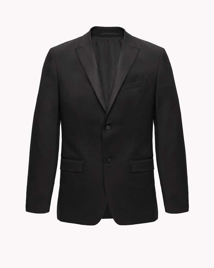 Theory Wool Wellar Tuxedo Jacket
