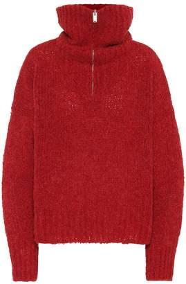 Etoile Isabel Marant Isabel Marant, étoile Cyclan alpaca-blend sweater