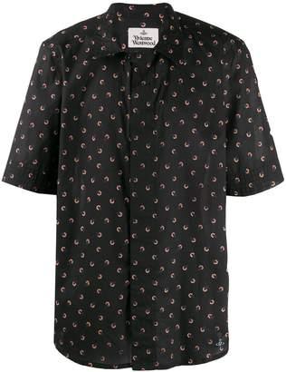 Vivienne Westwood floral print shirt