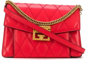 Givenchy diamond quilted shoulder bag