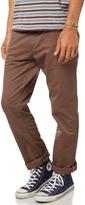 Volcom Solver Lite Mens 5 Pocket Pant Green
