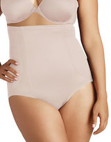 Miraclesuit Plus-Size High-Waist Brief