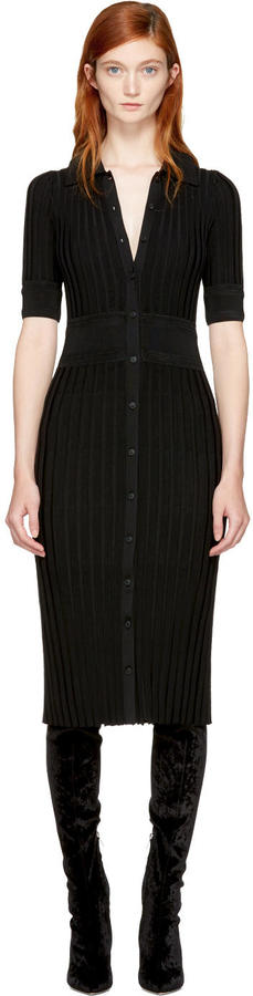 Altuzarra Black Olivia Dress
