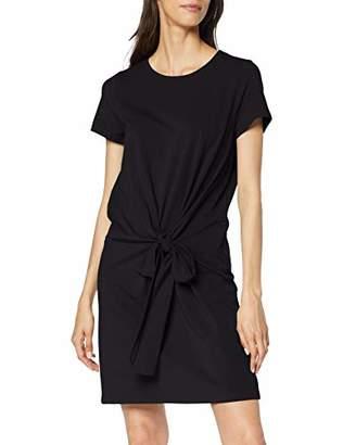Only Women's Onllive Love S/s Knot Dress JRS Cs,X-Small