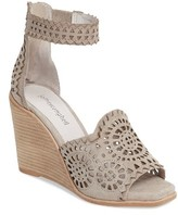 Jeffrey Campbell Women's Del Sol Wedge Sandal