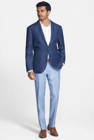 Tommy Bahama Sea Glass Breezer Long Sleeve Linen Sport Shirt (Big & Tall)