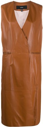Arma Double Breasted Tailored Waistcoat