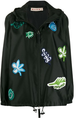 Marni Patch-Embellished Jacket