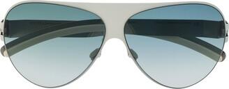 Mykita Franz oversized sunglasses