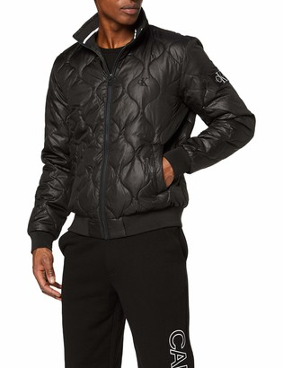 Calvin Klein Jeans Men's Quilted Jacket