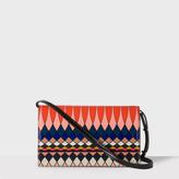 Paul Smith No.9 - Women's Multi-Coloured Patent Leather Pochette