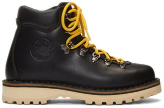 Diemme Black Roccio Vet Boots