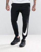 Nike Cuffed Joggers In Black 831816-010