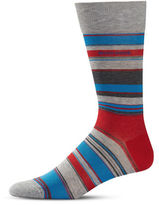 Boss Melange Stripe Socks