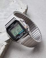 American Eagle Outfitters Timex Silver Digital Watch