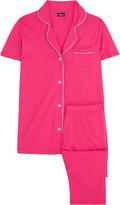 Cosabella Dream Bella cotton and modal-blend pajama set