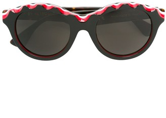 RetroSuperFuture 'Mona Zigzag' sunglasses