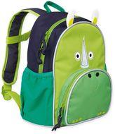 Lassig Mini Rhino Backpack in Wildlife Green