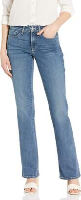 NYDJ Women's Barbara Boot Cut Jeans in Stretch Indigo Denim
