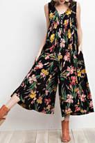 Easel Floral Jumpsuit