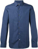 Paul Smith dot print shirt - men - Cotton - 15