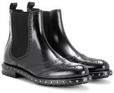 Dolce & Gabbana Embellished Chelsea boots