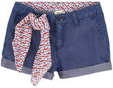 Armani Junior Jean shorts