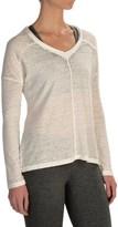 Threads 4 Thought Linley Shirt - Organic Cotton, Long Sleeve (For Women)