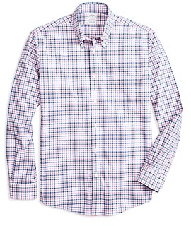 Brooks Brothers Classic Fit Button Down Shirt