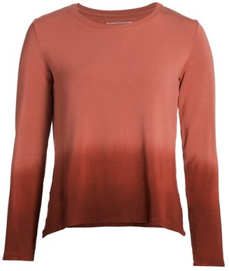 Majestic Filatures Soft Knit Ombre Sweater