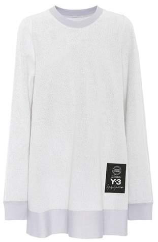 Y-3 Oversized cotton sweatshirt