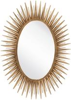 Surya Golden Sunburst Mirror
