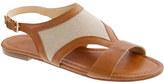 J.Crew Ravenna sandals