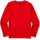 Ralph Lauren Thermal Long-Sleeve T-Shirt, Big Boys (8-20)