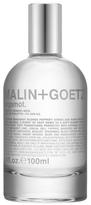 Malin+Goetz Bergamot Eau de Toilette 100ml