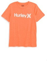 Hurley Boy's 'One And Only' Graphic T-Shirt