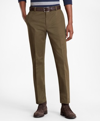 Brooks Brothers Milano Fit Stretch Advantage Chino Pants