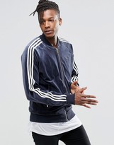adidas Archive Velour Superstar Track Jacket AY9222