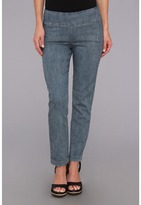 Miraclebody Jeans Judy Pull-On Ankle Jean in Beachwood