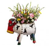 Clarence The Cow Planter Large