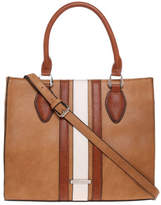 NEW Wayne Cooper WH-2432 Adama Tan Tote Bag