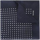 Tom Ford dot print pocket square