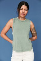 Silence & Noise Silence + Noise Washed Out Muscle Tee