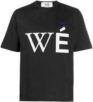 Études Unity Wikipedia graphic-print T-shirt