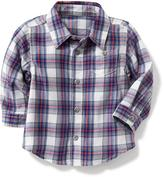 Old Navy Flannel Pocket Shirt for Baby