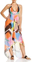 Milly Graphic Maxi Swim Cover Up